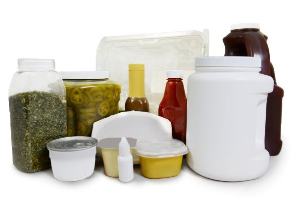 Plastic Container Inspection