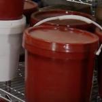 5 gallon container